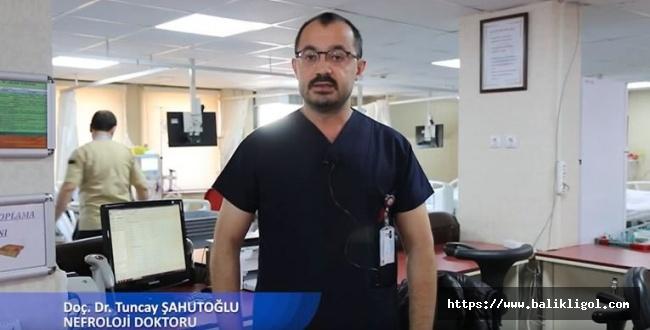 Mehmet Akif İnan Eğitim ve Araştırma Hastanesinden Önemli Hizmet
