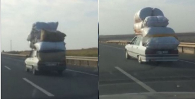 Otomobil değil, sanki kamyonet