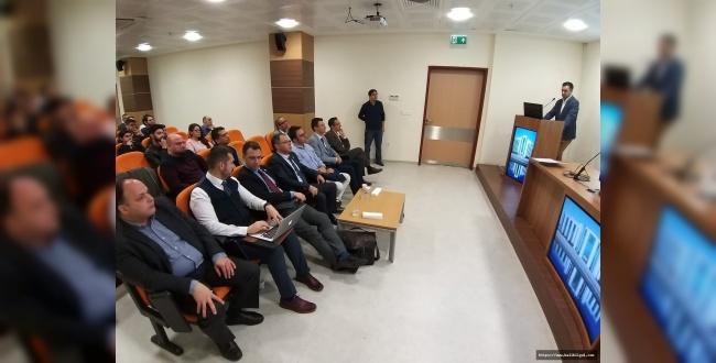 Sağlık Konusunda Bölgesel Toplantı Şanlıurfa'da Yapıldı