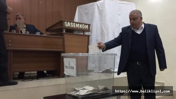 ŞASEMKOM Seçimlerinde Başkanlığa Kemal Sezer Seçildi