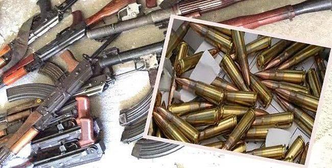 Silah kaçakçılarına büyük darbe: 2 Tutuklama