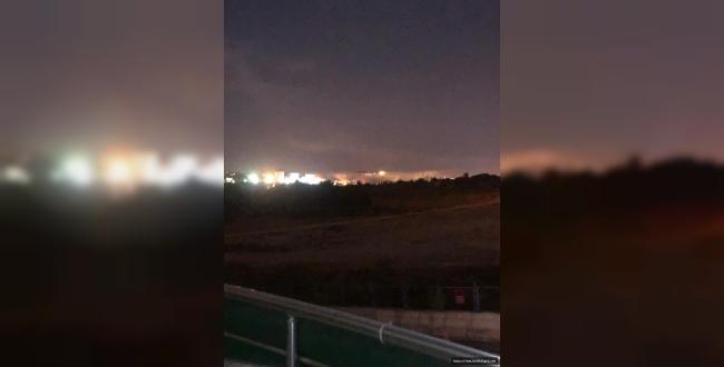 Son Dakika haberi! Urfa Tugayında Arda Patlamalar