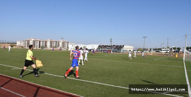 Hilvan Belediyespor Şanlıurfa Gençlerbirliğispor 2-1