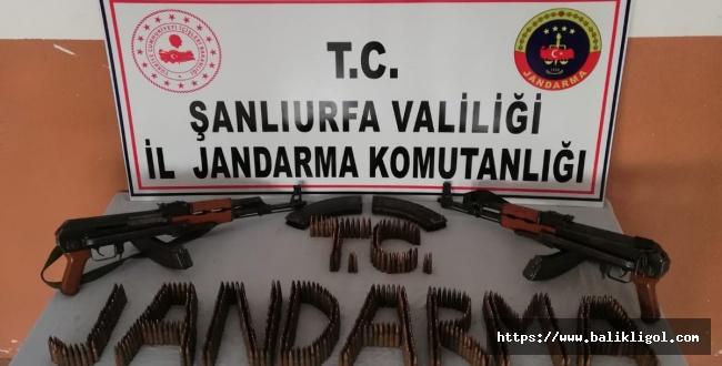 Suruç ve Birecik'te Silah Kaçakçılarına Operasyon: 2 Kişi Tutuklandı