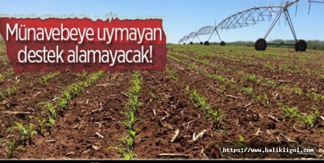 Toprağı Yoran Çiftçiye Destekleme Verilmeyecek