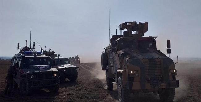 Türkiye ve Rusya Suriye'de ikinci kara devriyesi tamamlandı