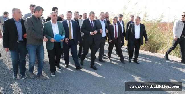 Viranşehir'de Yollar Asfaltlanıyor