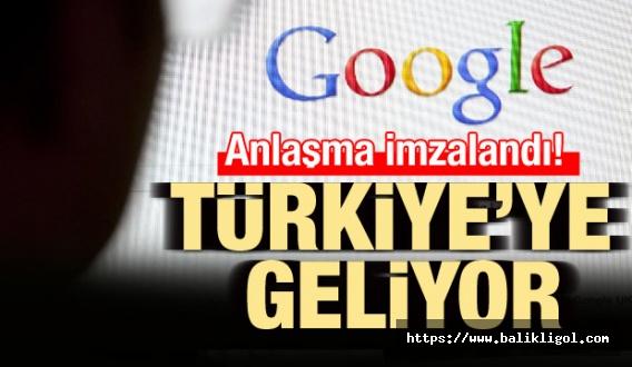Google Türkiye'ye 2020'de Getirecek
