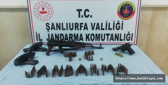 Jandarmadan Siverek ve Suruç'a Dev Operasyon: 14 Gözaltı