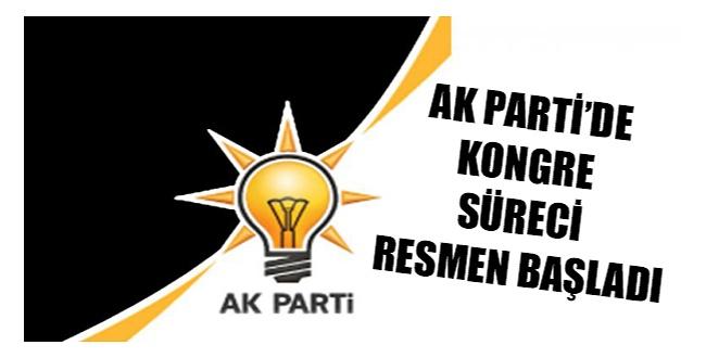 Şanlıurfa'da Ak Parti Kongreye Gidiyor, İşte Detayları