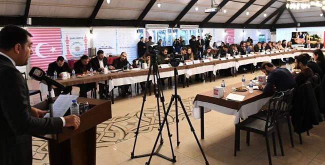 Şanlıurfa'de Göç Yönetimi Zirvesi Düzenlendi