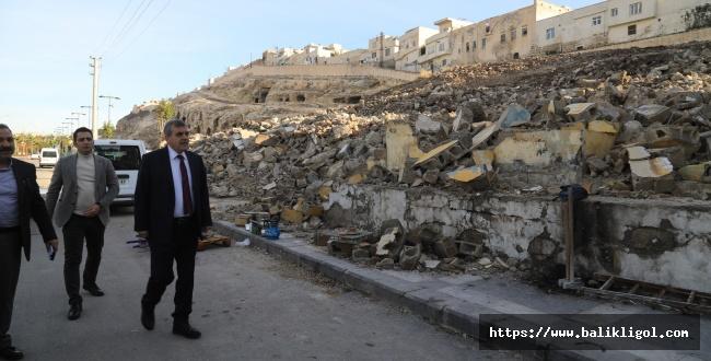 Şanlıurfa Belediyesi Oranın Kamulaştırmasını Tamamladı