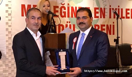 Veysel Polat'a 2 Ödül Birden Verildi