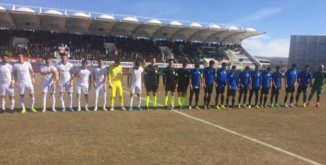 68 Aksaray Belediye Spor Karaköprü Belediyespor 2 - 0