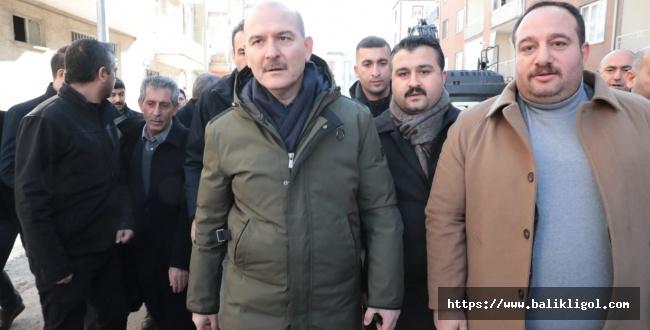 AK Parti İl Başkanı Yıldız ve Urfa Heyeti Elazığ'da