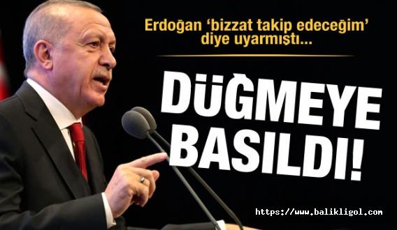 Belediyeler Hizmete Ne Kadar Para Ayırıyor? Erdoğan Takip Edecek
