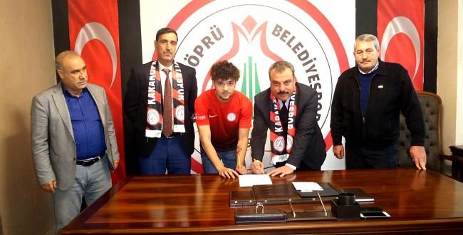 Karaköprü Belediyespor Galatasaray'da Futbolcu Transfer Etti