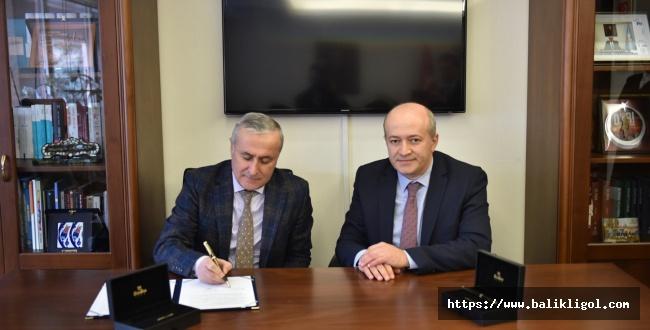 Protokol İmzalandı! Tanıtım ve İş Birliği Yapılacak