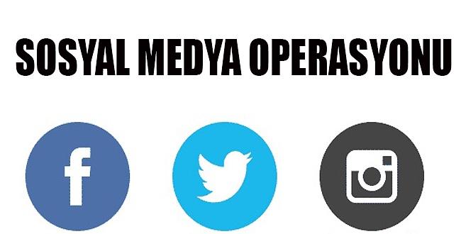 Şanlıurfa'da Sosyal Medya Operasyonu: 5 Gözaltı