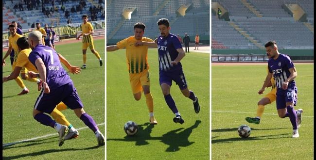 Şanlıurfaspor Afjet Afyonspor 0 - 4