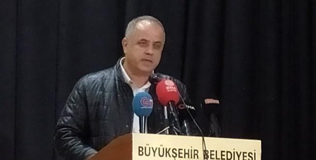Tartışmalı Kongre'de Urfaspor Başkanlığına Nihat Çakır Seçildi