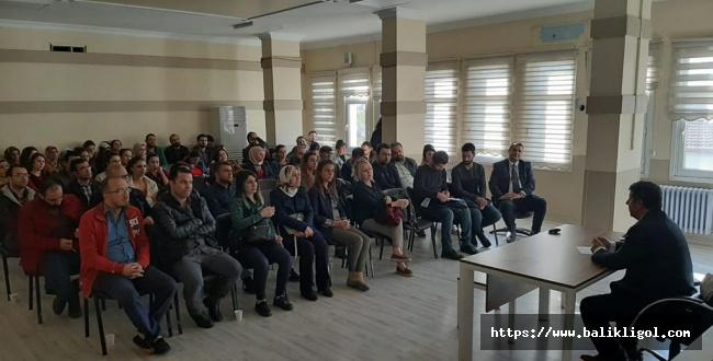 Urfa'da Hizmet İçi Eğitimleri Tamamlandı