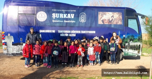Çocuklar İçin Kültür Gezisi Düzenleniyor
