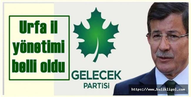 Gelecek Parti Abdullah Yeşil Başkanlığında Şekillendi