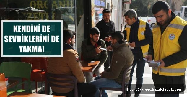 İlçe Belediyesi Sigaraya Karşıtı Kampanya Başlattı