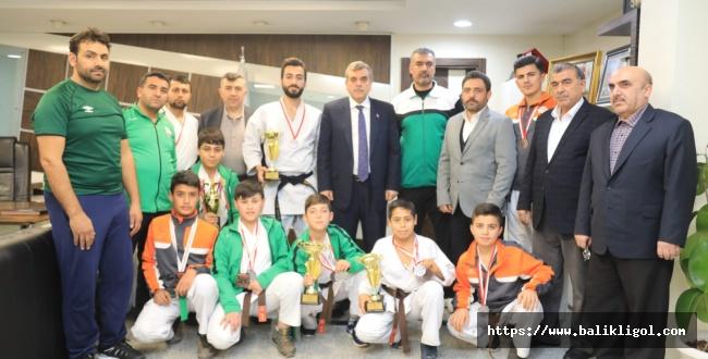 Şanlıurfa Büyükşehir 26 Madalya Aldı