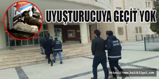 Şanlıurfa'da uyuşturucu operasyonu: 4 tutuklama