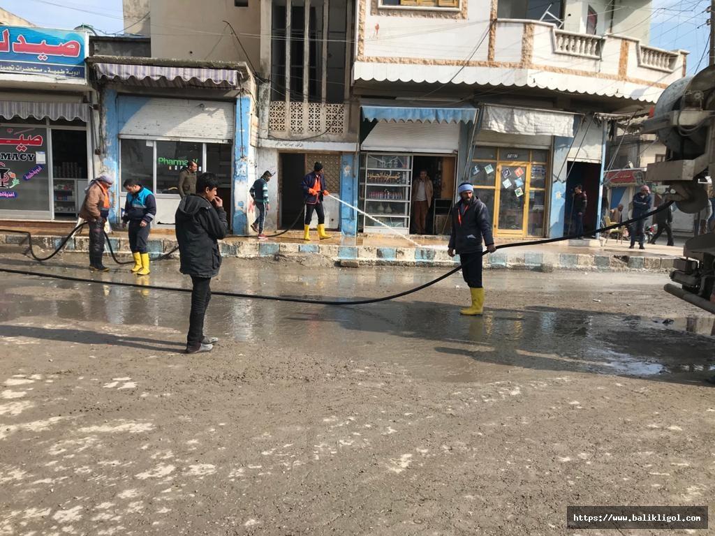 Suriye'de Esnaf Türkiye'ye Teşekkür Etti