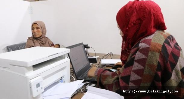 Suriyeliler Resulayn'da, vatandaş olma sevinci yaşanıyor