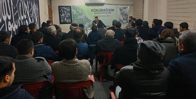 Urfa'da İstanbul Sözleşmesinin Aileye Verdiği Zararlar Konuşuldu
