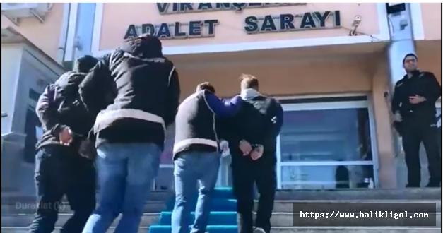 Viranşehir'de Uyuşturucu Operasyonu: 5 Kişi Tutuklandı