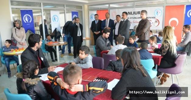 Akıl ve Zeka Oyunları İl Finali Karaköprü'de Yapıldı