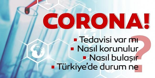 Corona Virüsten Nasıl Korunuruz? İşin Uzmanı Açıkladı