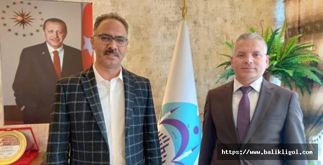 Eyyübiye Belediye Başkan Yardımcılığına Yeni Atama