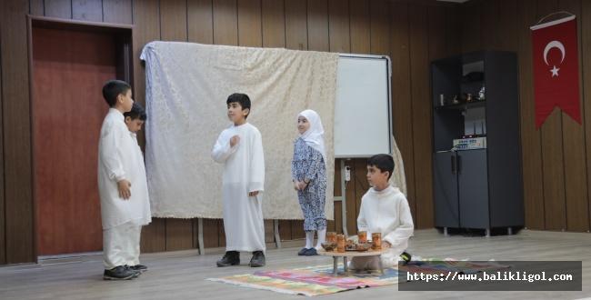 GAP İlk Okulunda 7 Peygamber 7 Tema Programı