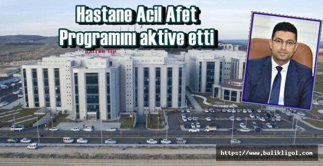 Harran Üniversitesi Hastanesi Bir Çok Poliklinikte Hasta Kabul Etmeyecek