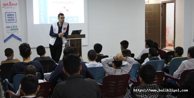 Hayrat Yardım Urfa'da Korona Virüs Bilinçlendirme Toplantısı Düzenledi