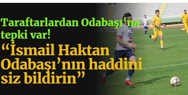 Kaptan Fevzi Özkan: Odabaşı'nın terör söylemini kamuoyu takdirine bırakıyorum