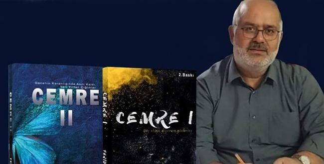 Şair Feridun Eren'de Hediye Kitap Kampanyasına Katıldı