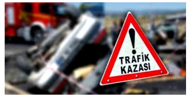 Şanlıurfa'da Kaza: 1 Ölü,1 Yaralı