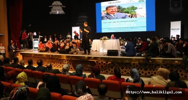 Şanlıurfa'da Hayati İnanç ile Can Veren Pervaneler Konferansı Düzenlendi
