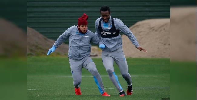 Trabzonspor Obi Mikel'e sözleşmeyi feshetti