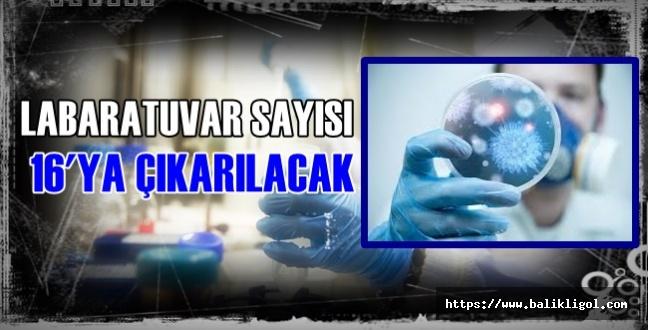 Urfa'da Corona Virüs İçin Alınan Numuneler Adana'ya Gönderilecek