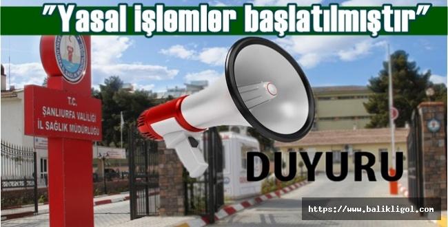 Urfa'da Her Önüne Gelen Dedikodu Yayıyor! Suç Duyurusu Yapıldı