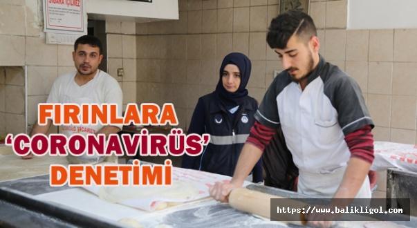 Urfa'da Korona Virüs Tedbiri Almayan Fırınlara Cezalar Yolda