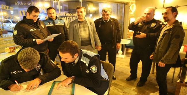 Urfa'da Koronavirüs Tedbirlerine Uymayan İşletmelere Zabıta Baskını